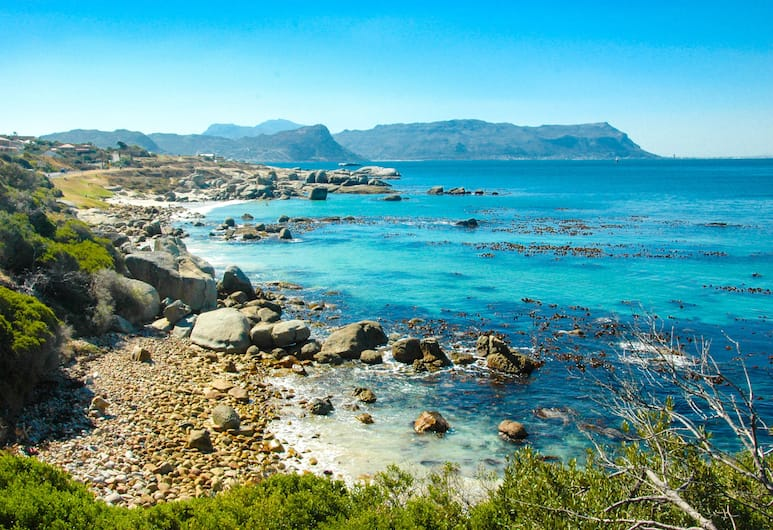 3 On Rocklands Accommodation, Cape Town, View from property