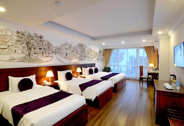 Ha Noi Capella Hotel, Hanoi, Family Room, Guest Room