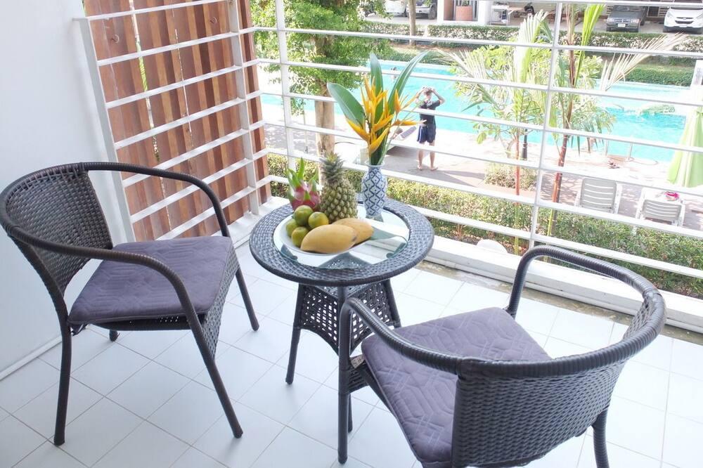 1 Bedroom Apartment - Balcony