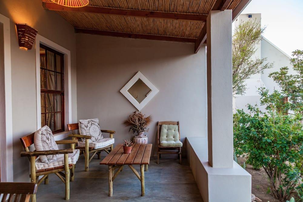 Cottage #3 Krans - Balcony