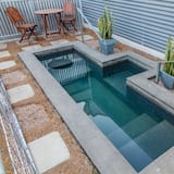 Luxury Double Room, Accessible, Garden View - Private pool