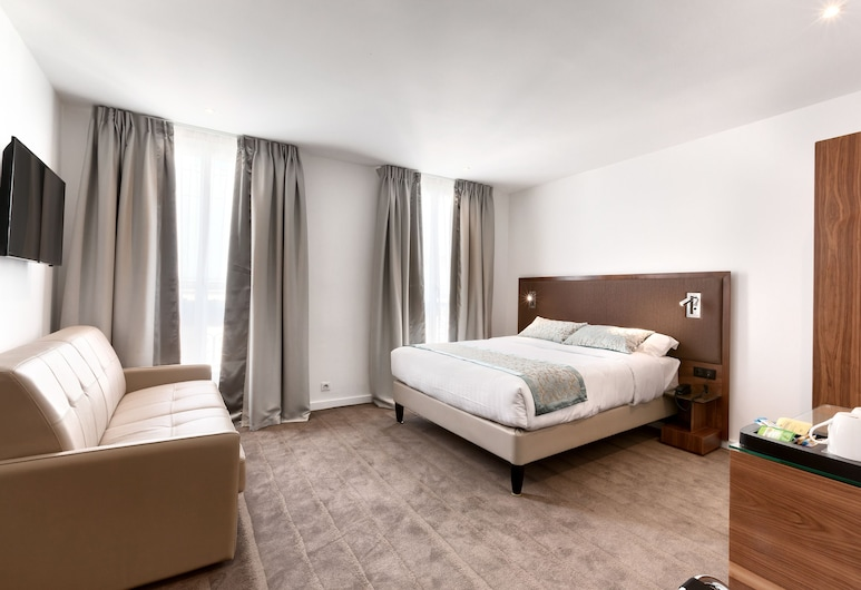 Hotel Le Trente, Pariis, Deluxe tuba, Tuba