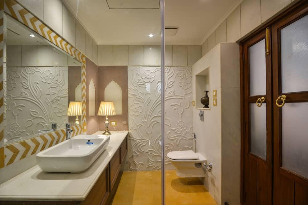 Студія-люкс - Ванна кімната