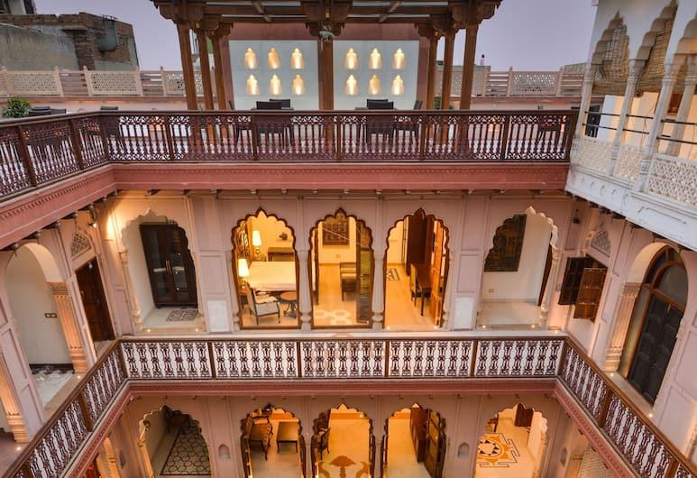 WelcomHeritage Haveli Dharampura, New Delhi, Aerial View