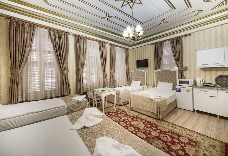 Alhambra Apart Hotel, Istanbul, Suite monolocale Superior, 1 camera da letto, Vista dalla camera