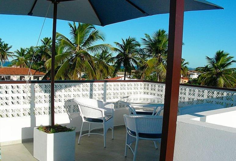 Tucano Pousada, Валенца, Тераса/внутрішній дворик