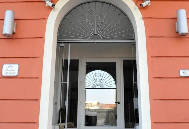 Hotel Residence Matteotti, Novara, Hotellets indgang