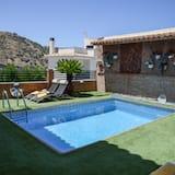 Appartement, 2 chambres, accès piscine (4 adults + 1 child) - Piscine en plein air