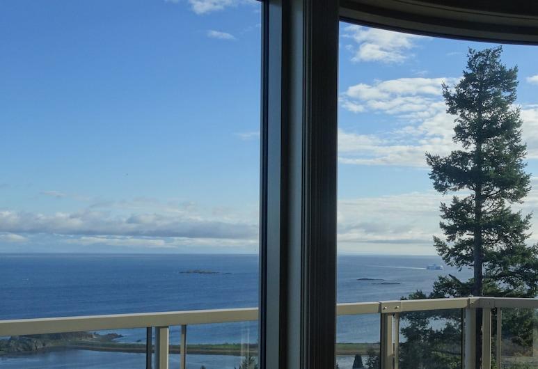 Gibralter Rock Ocean View B&B, Nanaimo, Pogled iz hotela