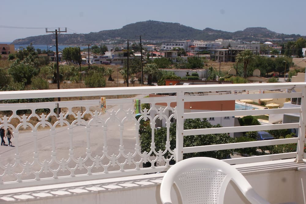 Štandardný apartmán, 1 spálňa - Balkón