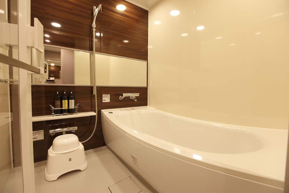 Habitación individual estándar, no fumadores (6PM Check-in) - Cuarto de baño