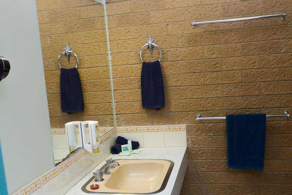 Стандартний двомісний номер, 1 ліжко «квін-сайз» - Ванна кімната