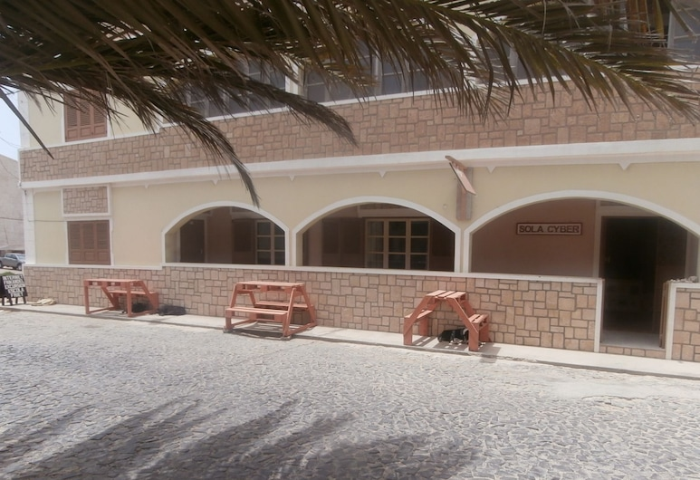 SolaCyber, Boa Vista, Hotelfassade