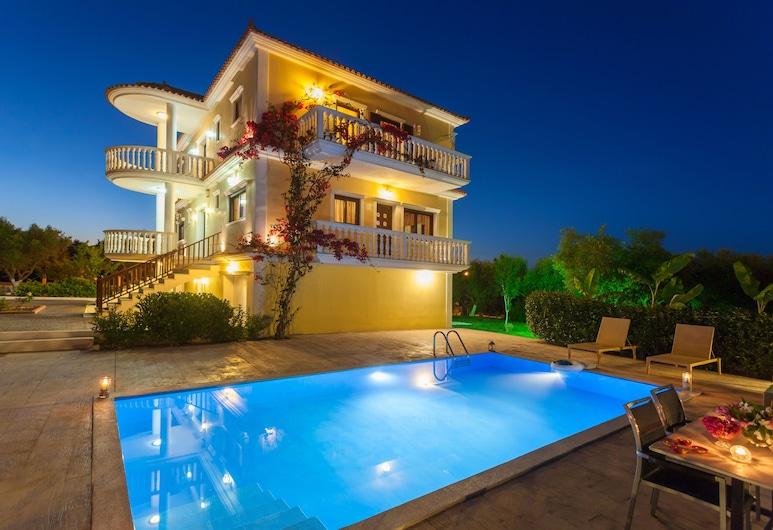 Zante View Studios, Ζάκυνθος, Βίλα, 4 Υπνοδωμάτια, Ιδιωτική Πισίνα, Θέα στη Θάλασσα (Odysseas ), Δωμάτιο