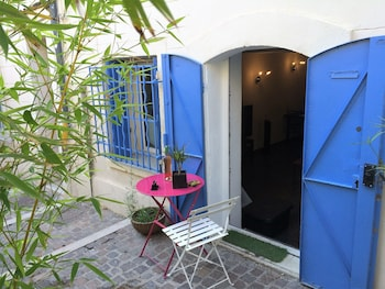 Picture of Un Duplex au Panier in Marseille