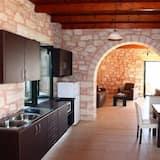 公寓, 1 間臥室, 地面層 - 客廳