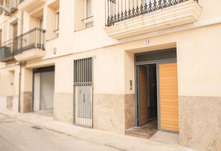 Apartments Viveros, Valencia, Otel girişi