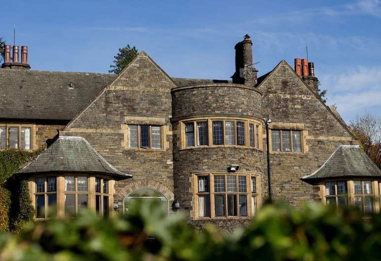Cragwood Country House Hotel, Windermere, Hotel Front