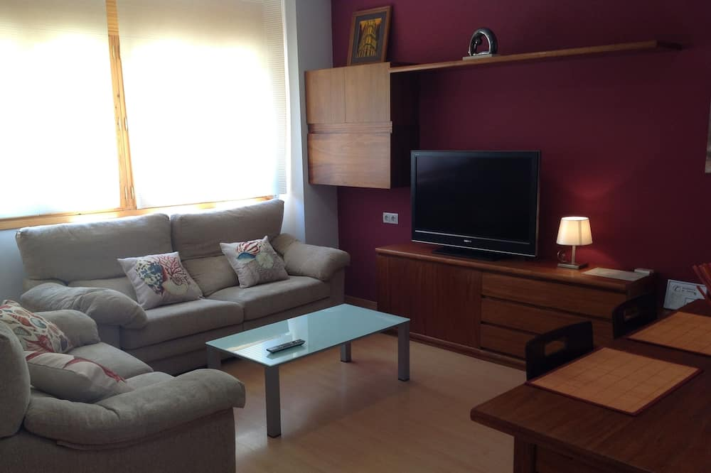 Lejlighed - 3 soveværelser (Maria) - Værelse