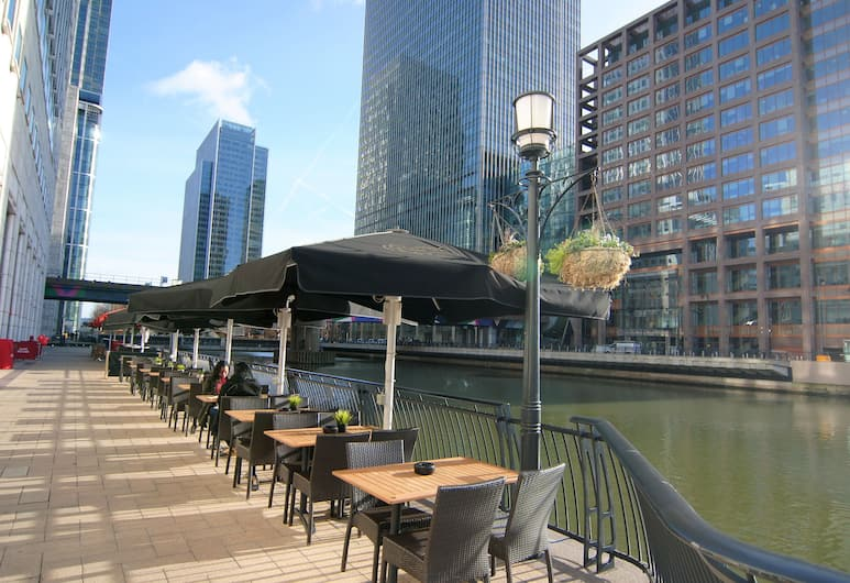 Canary Wharf - Corporate Riverside Apartments, London, Außenbereich