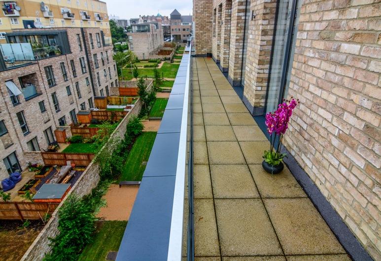 Apartment Wharf - Cambridge Avenue, London, Apartment, 4Schlafzimmer, Balkon