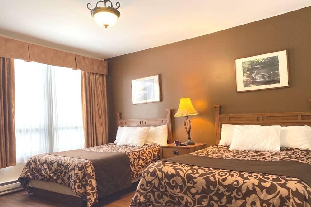 ห้องทราดิชันนัล, เตียงใหญ่ 2 เตียง - ห้องพัก