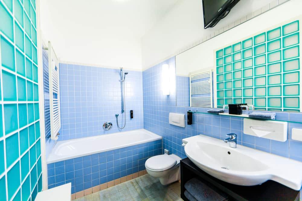 Suite - 1 soveværelse - Badeværelse