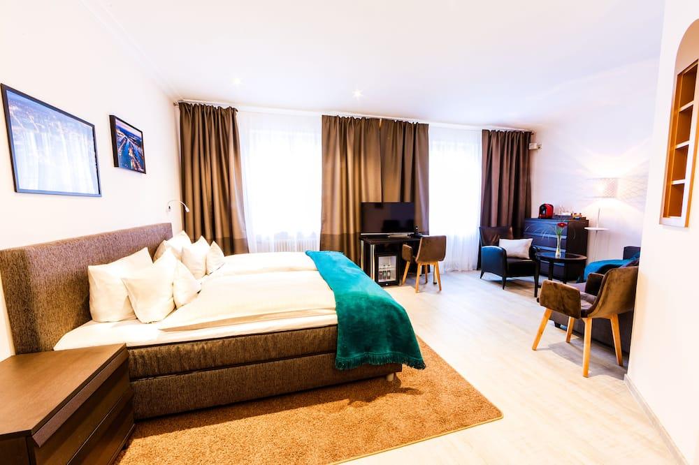 Superior-dobbeltværelse - 1 soveværelse - ikke-ryger - Værelse