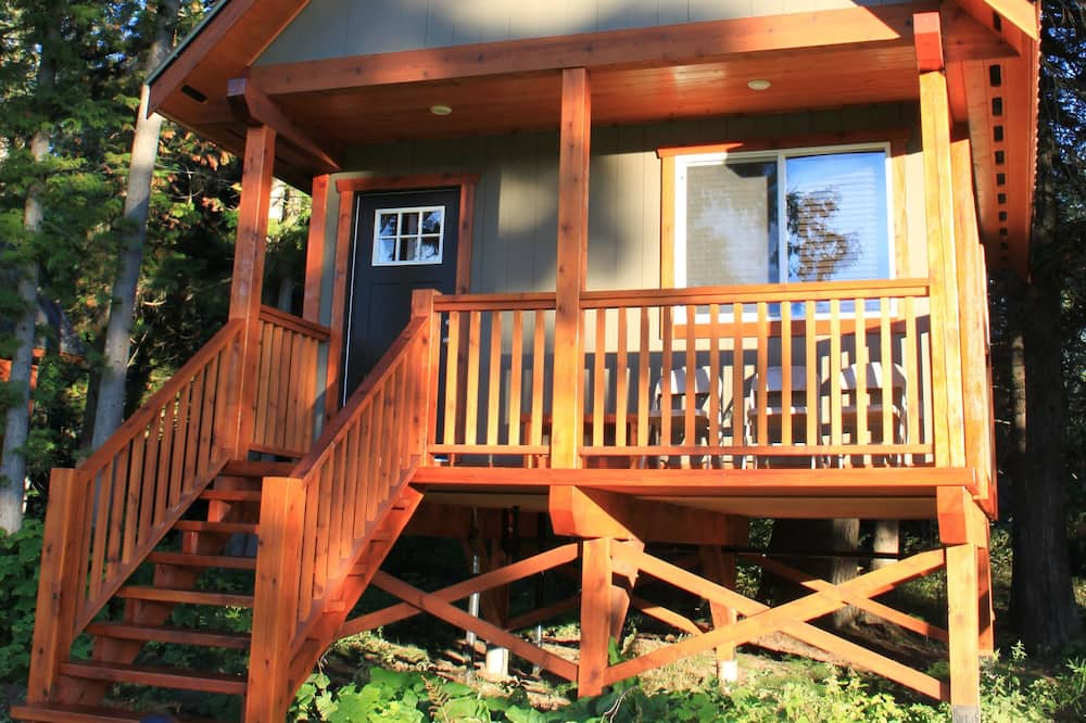舒適小屋, 多張床, 小廚, 山景 (Cottonwood) - 客房