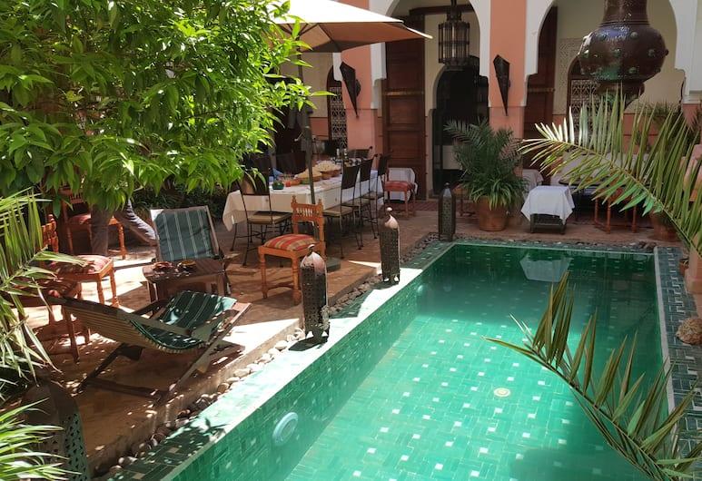 Riad Zagouda, Marrakech, Outdoor Pool
