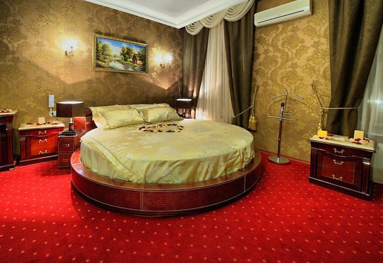 Alex Hotel on Vasilyevsky Island, San Pietroburgo, Doppia Comfort, idromassaggio, Camera