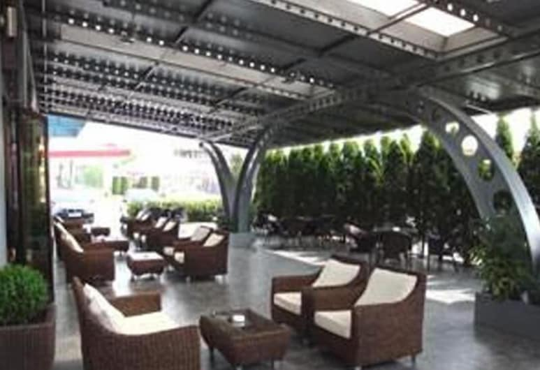 Emka Hotel, Tetovo, Terrasse/patio