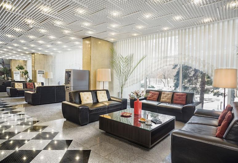 Park- Hotel Moskva, Sofia, Lobby Lounge