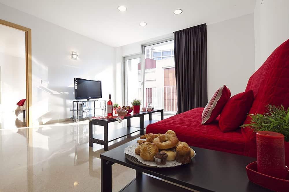 Apartmán, 1 spálňa (3 - 4 people) - Obývačka