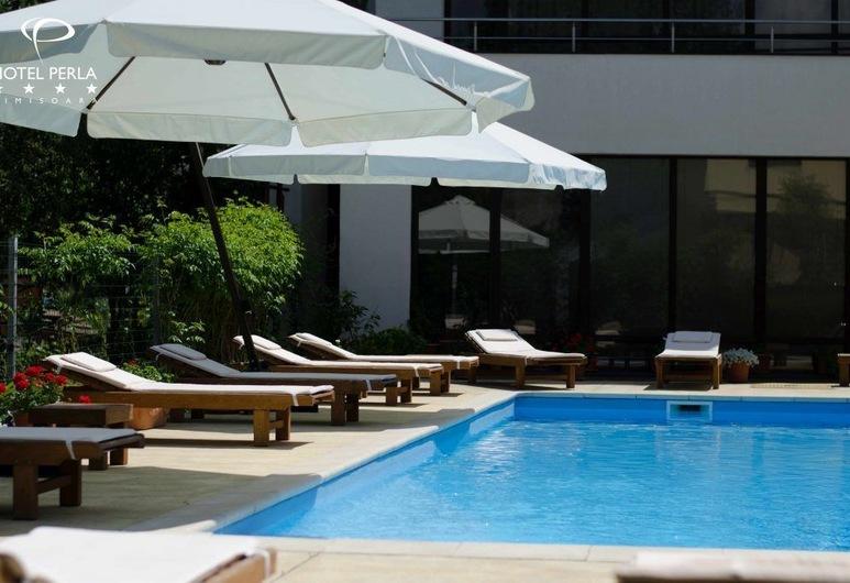 Perla D Oro Hotel, Timisoara, Restauranger