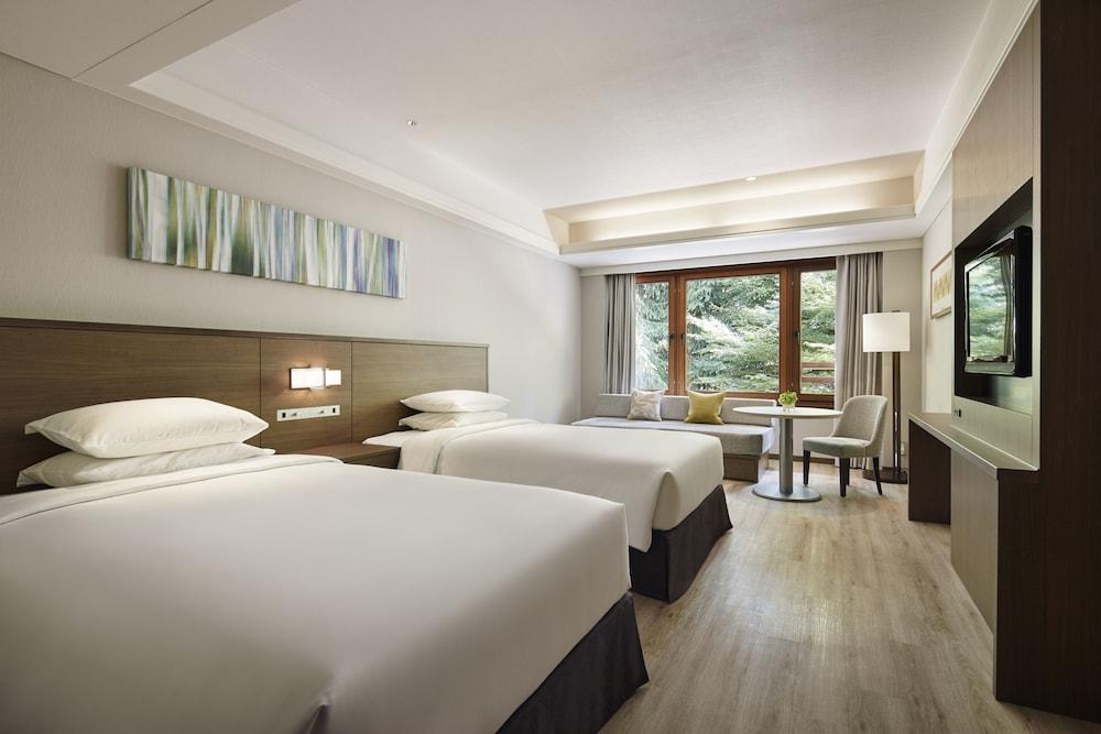 輕井澤萬豪飯店, 輕井澤, 標準雙床房, 多張床, 非吸煙房, 客房
