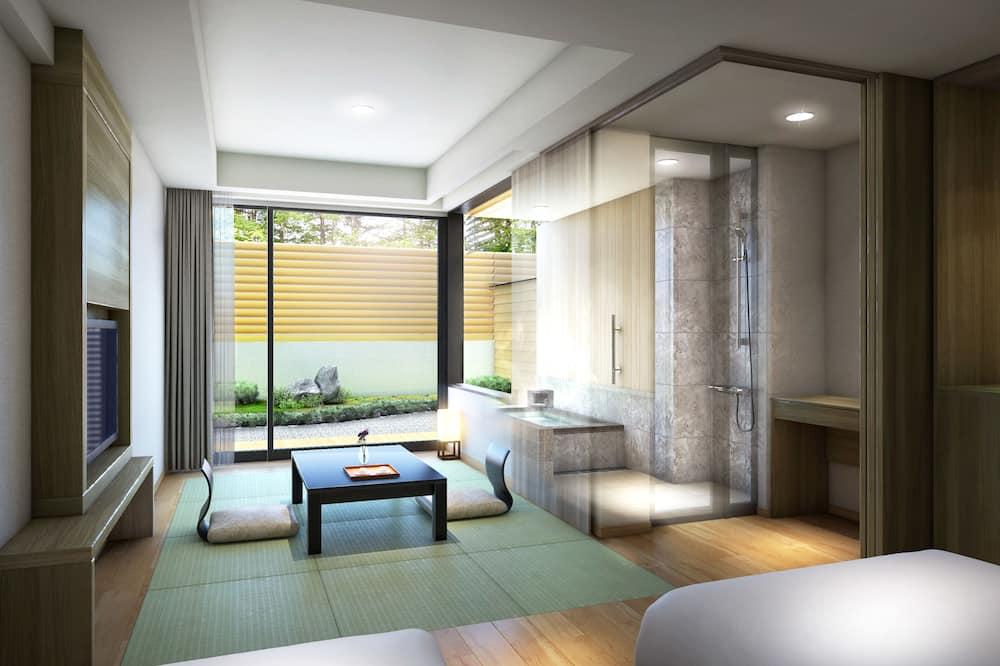 Premium-Zimmer, Nichtraucher (with View Bath, North Wing ) - Zimmer