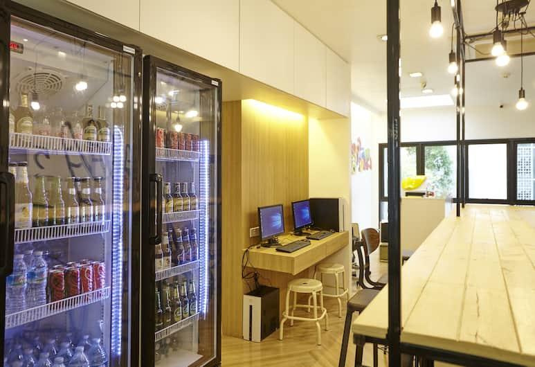 LiveItUp Asok by D Varee, Μπανγκόκ, Lounge ξενοδοχείου