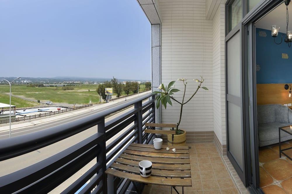 Двомісний номер «Делюкс», з балконом - Вид з балкона
