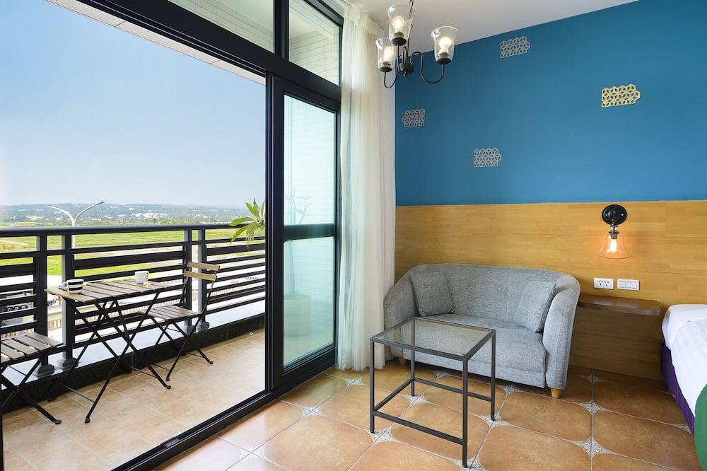Двомісний номер «Делюкс», з балконом - Балкон
