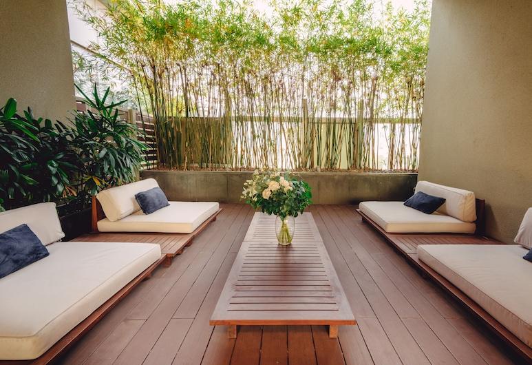 SILA Urban Living, Ho-Chi-Minh-Stadt, Terrasse/Patio