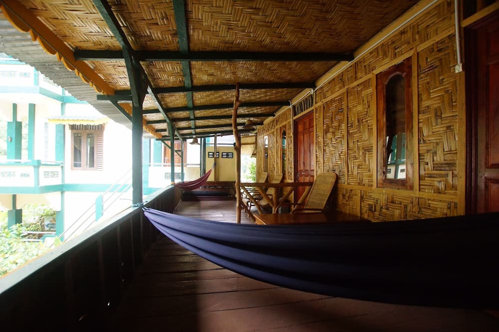 Standard dobbeltrom - Balkong