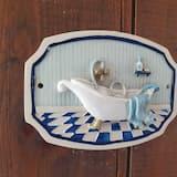 Rekreačná chata, súkromná kúpeľňa (The Shippon) - Kúpeľňa