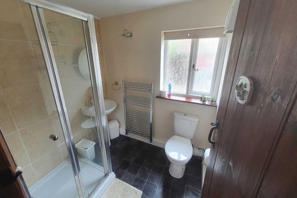 Rekreačná chata, vlastná kúpeľňa (The Dairy) - Kúpeľňa