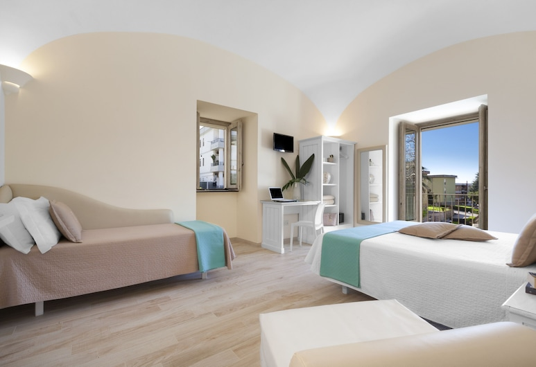 Il Palmento Relais, Piano di Sorrento, Quadruple Room, Guest Room