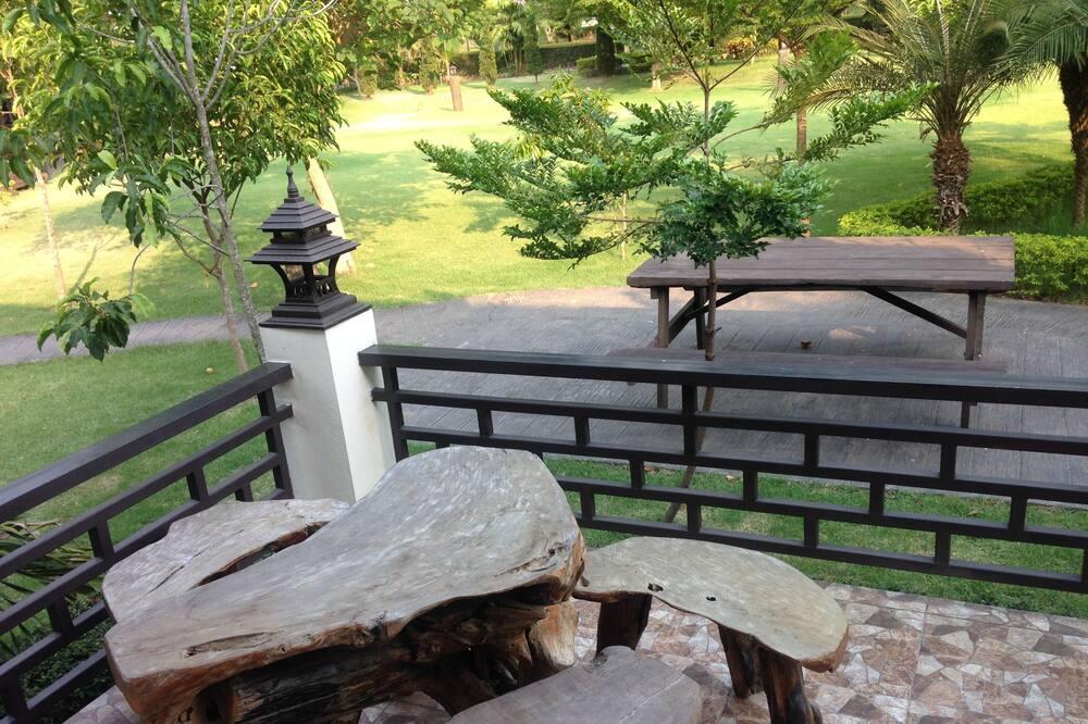 Villa Double Room - Balkon