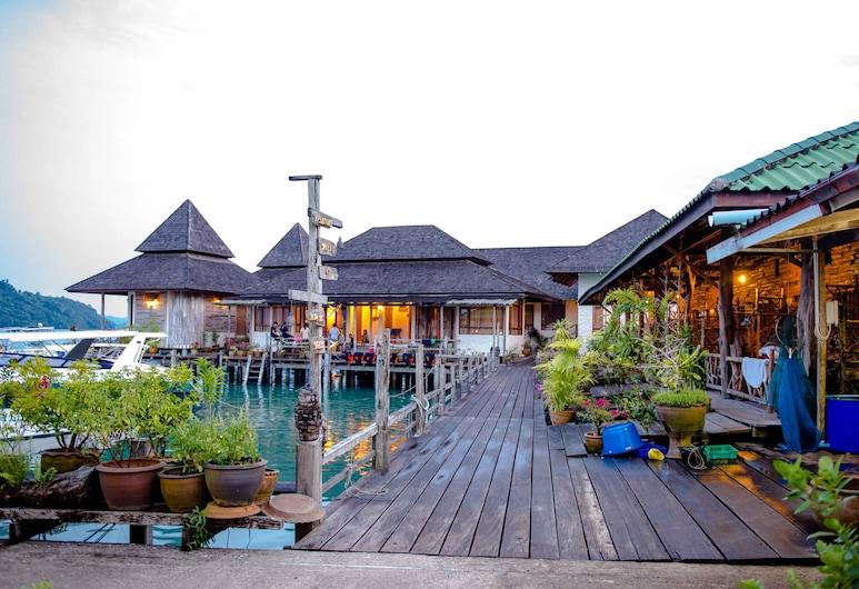 Salakphet Resort, Ko Chang, Veranda