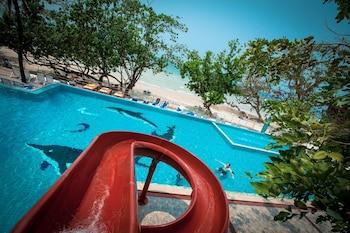 象島象島潟湖公主飯店的相片