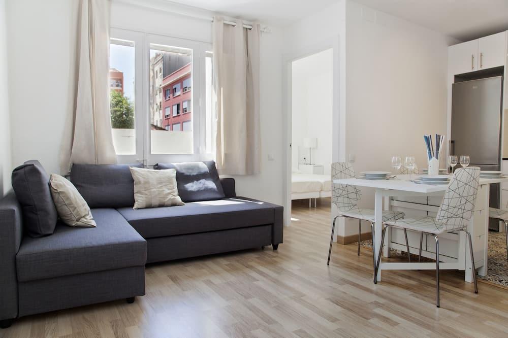 Apartment, 2Schlafzimmer (1-2  ) - Wohnzimmer