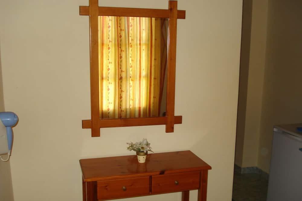 Dreibettzimmer, Meerblick - Wohnbereich